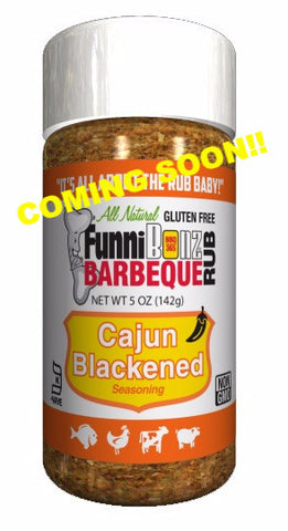 Cajun Blackened Seasoning - FunniBonz BBQ