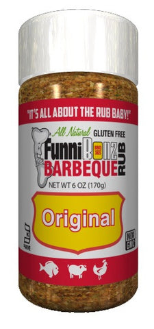 FunniBonz All Natural Original Rub
