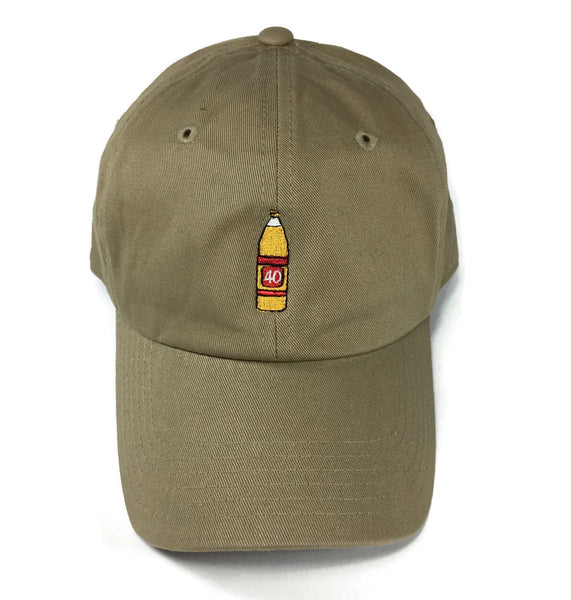 40oz Cap •  (2 Colors Available)