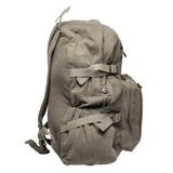 United Sates Air Force Emblem Army Sport Heavyweight Canvas Backpack Bag