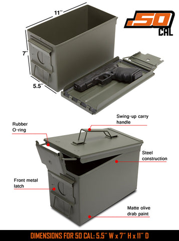 Personalized Engraved Ammo Can Property of Us Army 101st Airborne Division Tactical Storage Survival Box