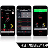 Targetize Firearms Training System With FREE Live Feedback and Correction App