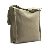 Security Text Army Heavyweight Canvas Medic Shoulder Bag