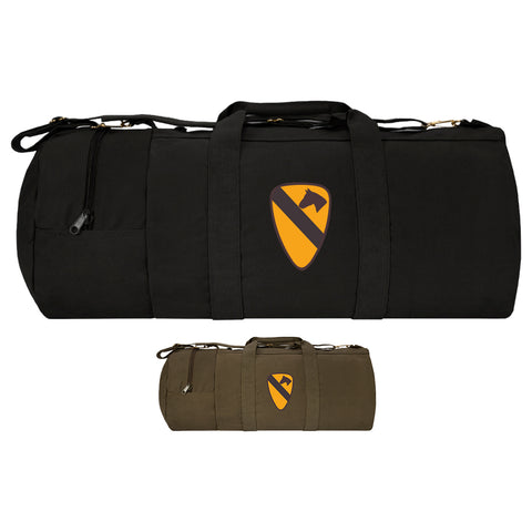 "US Army 101st Airborne Division 30"" Double Ender Duffel Sport Bag Travel Bag"