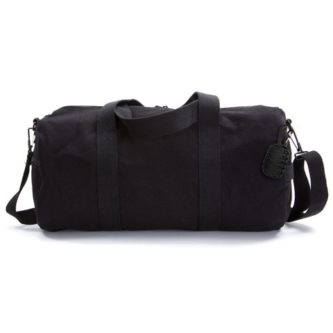 Heavyweight Canvas Sport Travel Duffel Bag, with FREE Paracord Survival Tool