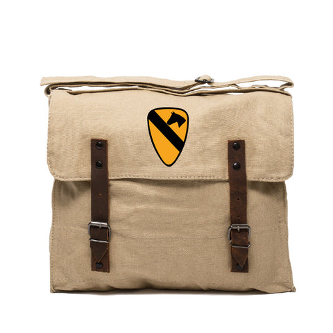 Army Force Gear US Army 101st Airborne Division Cotton Canvas Medic Shoulder Bag