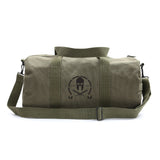 Molon Labe Spartan Crossed Swords Sport Heavyweight Canvas Duffel Bag