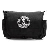 2nd Amendment Homeland Security Army Heavyweight Canvas Messenger Shoulder Bag