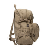 Infidel Text Army Sport Heavyweight Canvas Backpack Bag