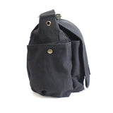 Nerd Army Heavyweight Canvas Messenger Shoulder Bag