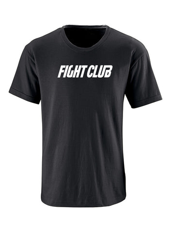 FIGHT CLUB Fighting Boxing Short Sleeve 100% Cotton T-Shirt