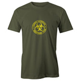 Zombie Outbreak Response Team 100% Cotton Men's T-Shirt