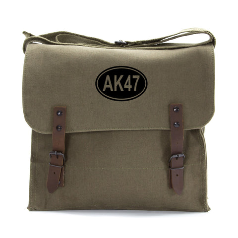 AK47 Army Heavyweight Canvas Medic Shoulder Bag
