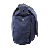 US Army Skull Heavyweight Canvas Messenger Shoulder Bag