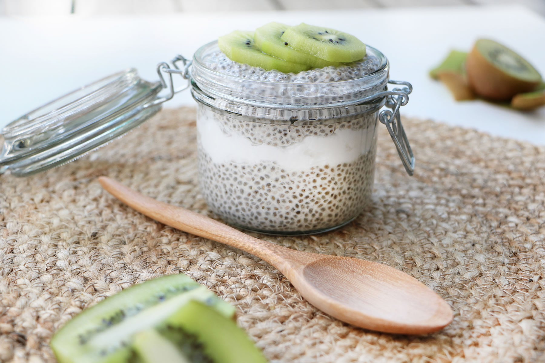 Recipe: Chia Pudding