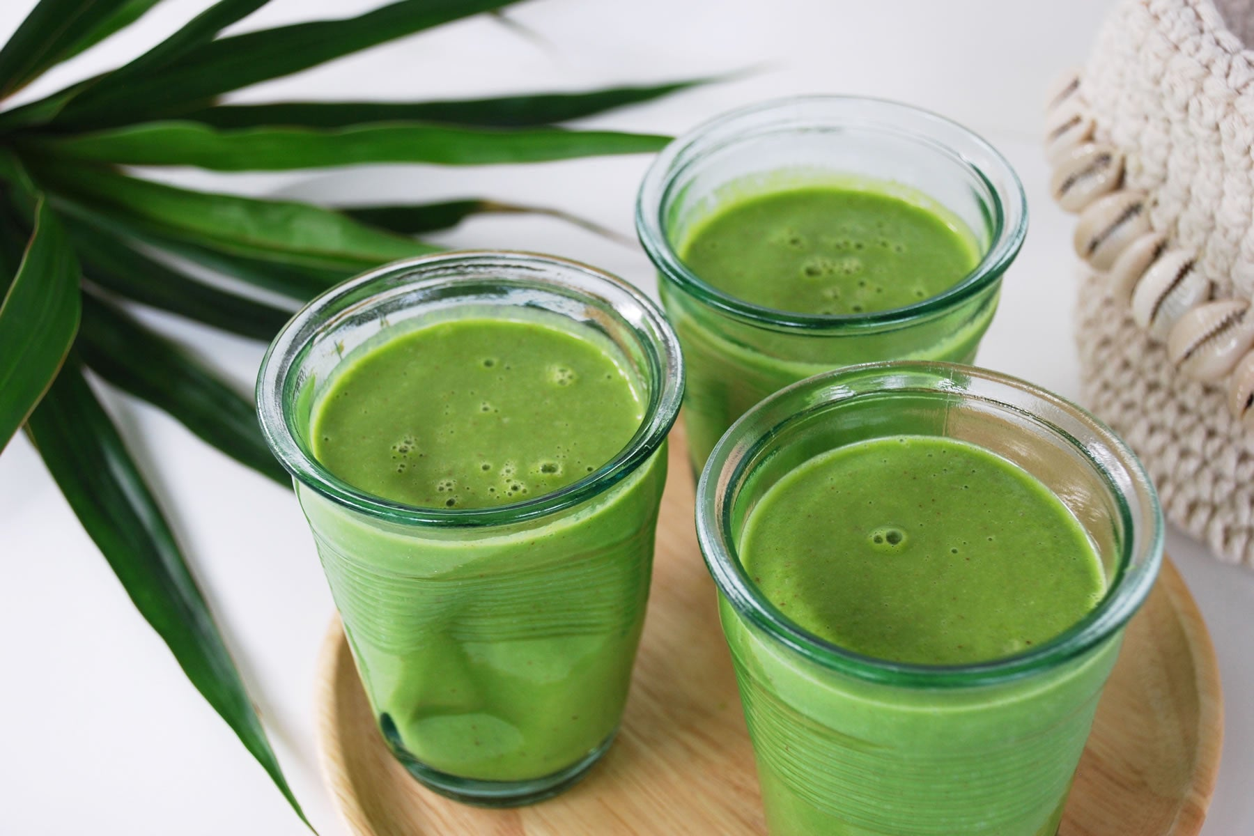 Recipe: Green Smoothies 101