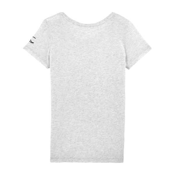 Heavily Meditated Round Neck Tee