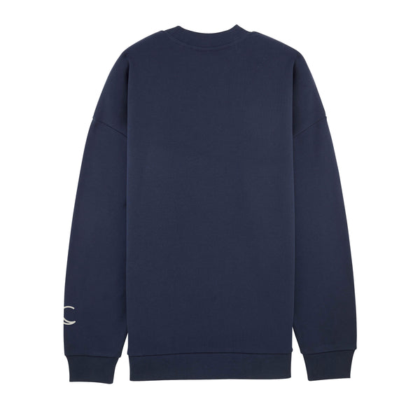Heavily Meditated Long Sweatshirt