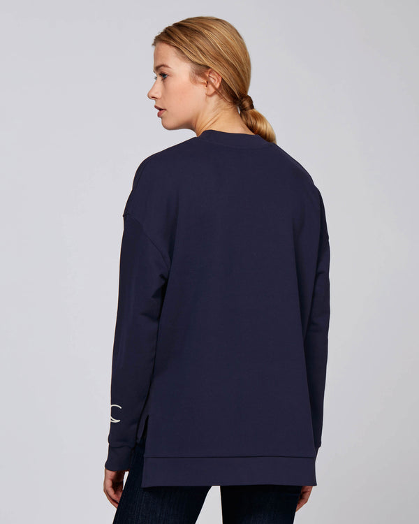 Last Ones! Heavily Meditated Long Sweatshirt