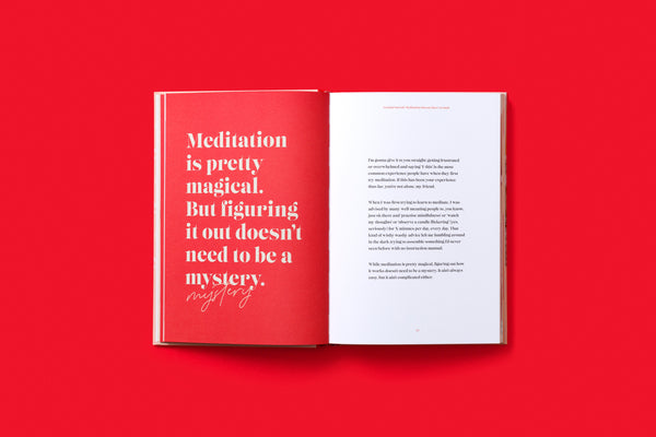 Heavily Meditated™ Book
