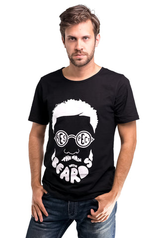 Bearded T-shirt