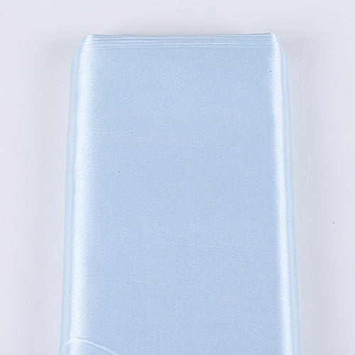 Light Blue 60 Inch SATIN Fabric 10 Yards