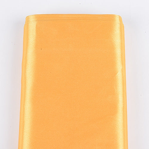 Light GOLD 60 Inch SATIN Fabric 10 Yards