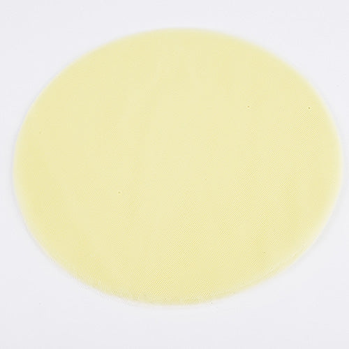 Baby Maize Pre Cut 12 Inch Premium Tulle Circles 25 Pieces