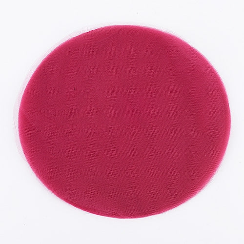 Wine Pre Cut 12 Inch Premium Tulle Circles 25 Pieces
