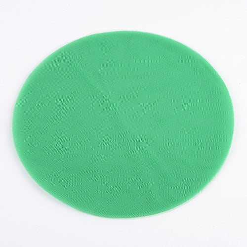 Emerald Pre Cut 12 Inch Premium Tulle Circles 25 Pieces