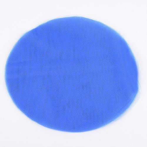 Smoke Blue Pre Cut 9 Inch Premium Tulle Circles 25 Pieces