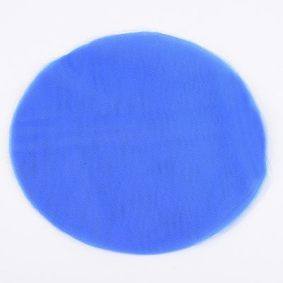 ROYAL BLUE Pre Cut 9 Inch Premium Tulle Circles 25 Pieces