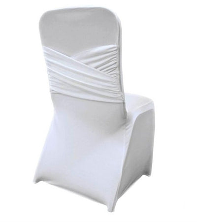 Madrid Chair Cover WHITE