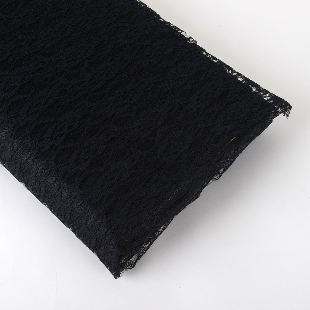 54 Inch Lace Bolt -  Black
