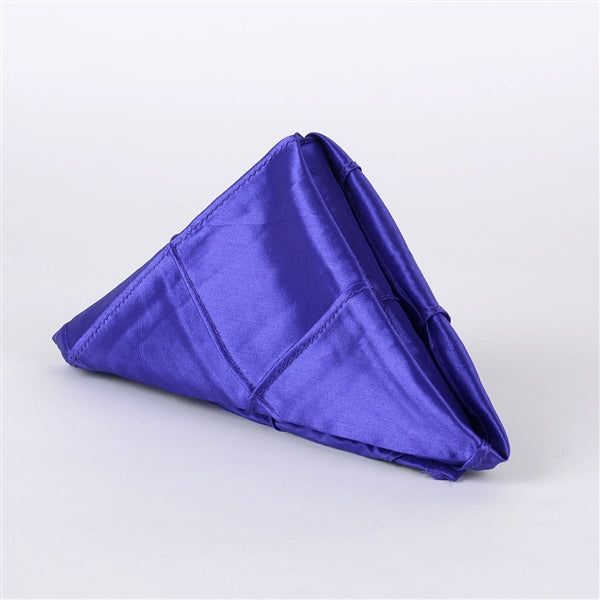 PURPLE PINTUCK Napkins ( Pack of 5 )