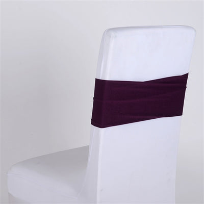 PLUM Spandex Chair Sash 5 pieces