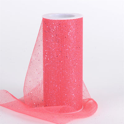 CORAL Glitter Net 6x10 Yards