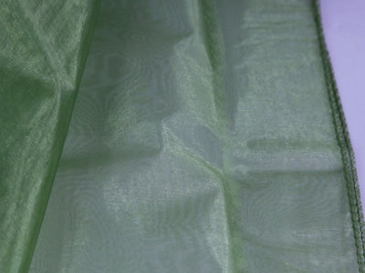 Spring Moss ORGANZA Overlay 28x216 Inch