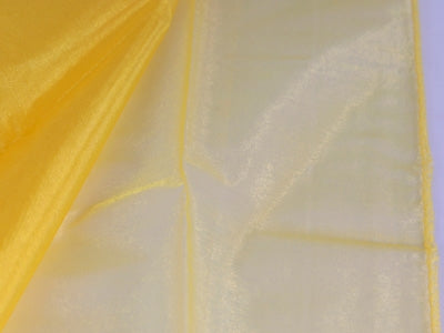 Daffodil Wedding ORGANZA Fabric Decor 58x10 Yards