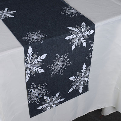 Winter Collection 13x90 Inch Table Runner W07