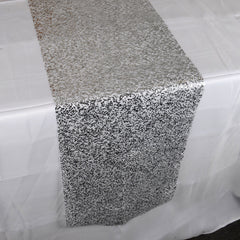 Sequin Net Table Runner