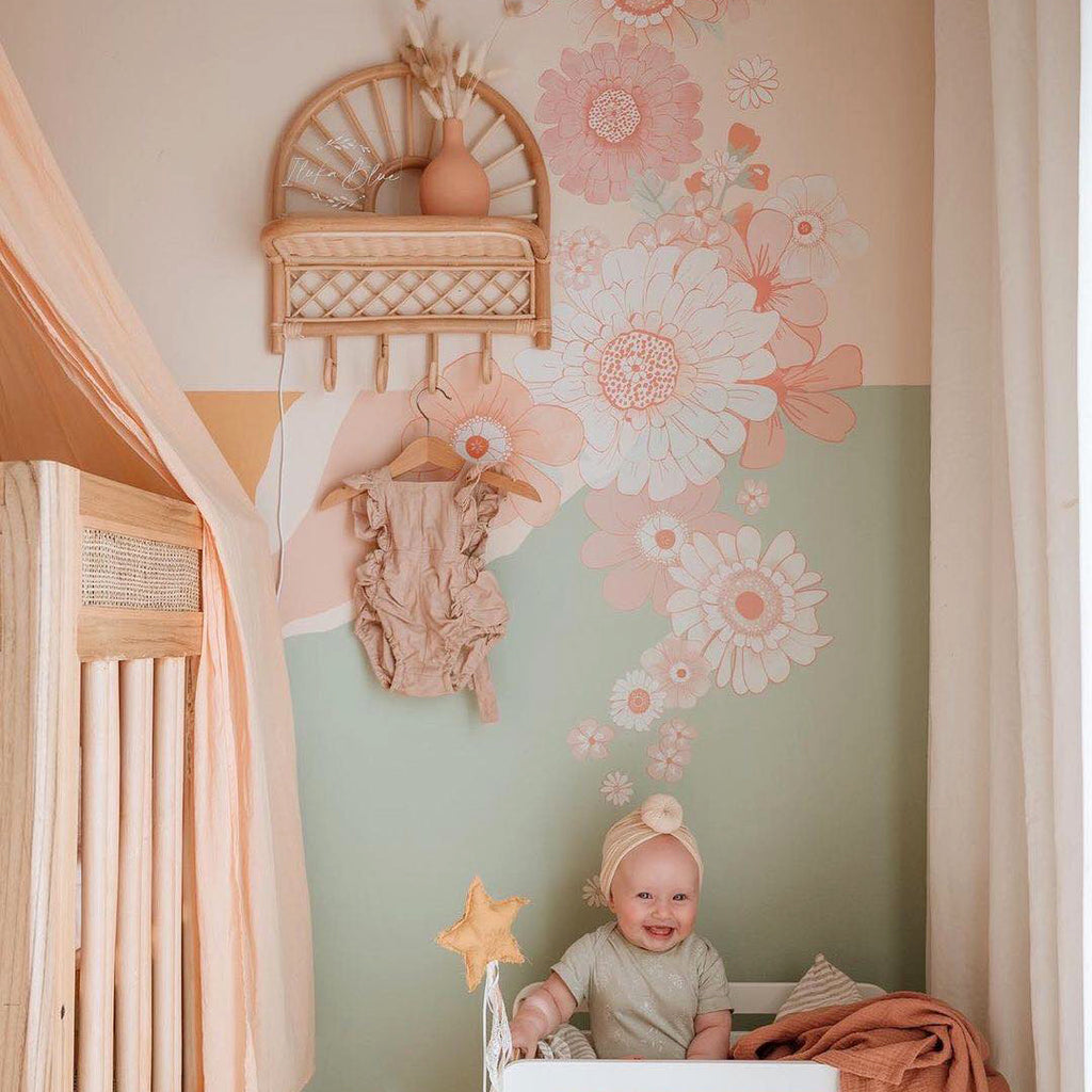 Pastel Vibes wall Decals