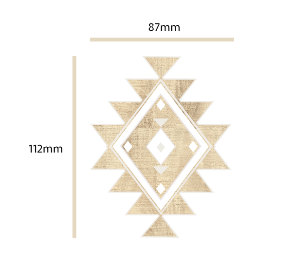 Aztec Woodlook Decals