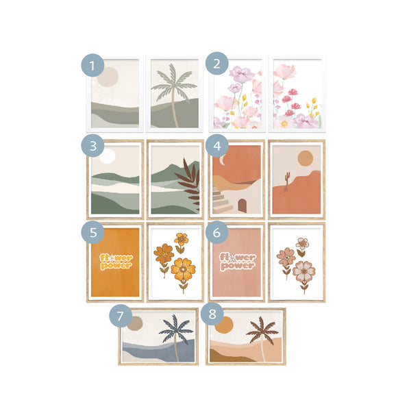 Dolls house Decals