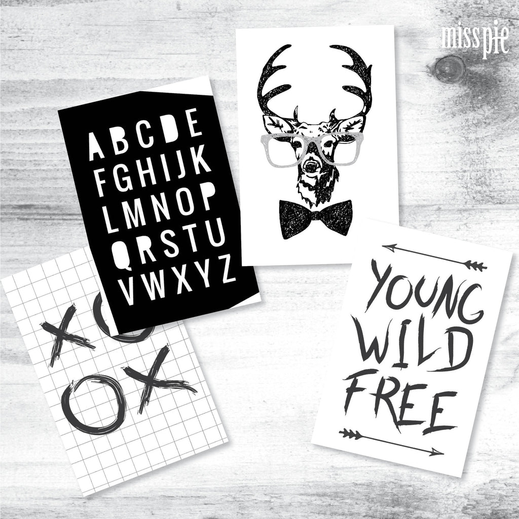 Young, Wild, Free (Pack 12)