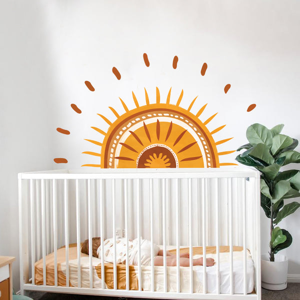 Sunshine Wall Decal