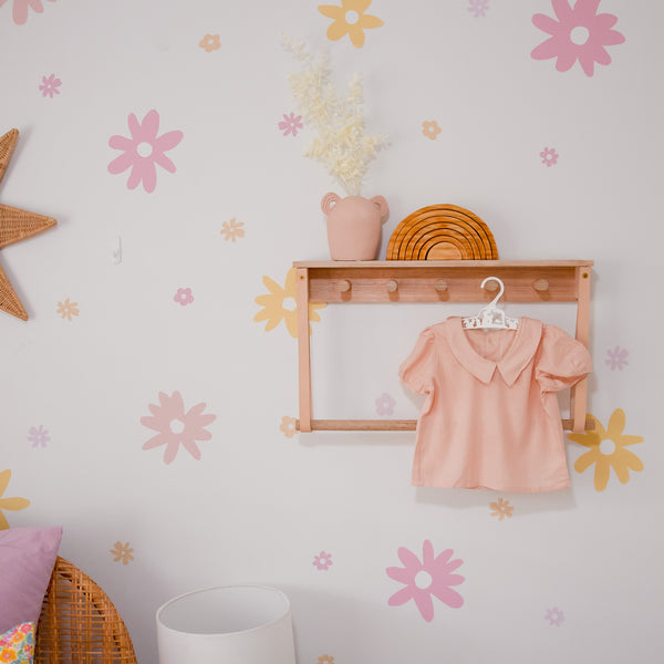 Mini Flower Wall Decal