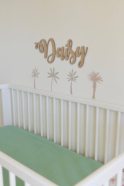 Boho Palm Decals