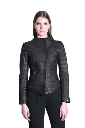 Madison Basket Weave Jacket