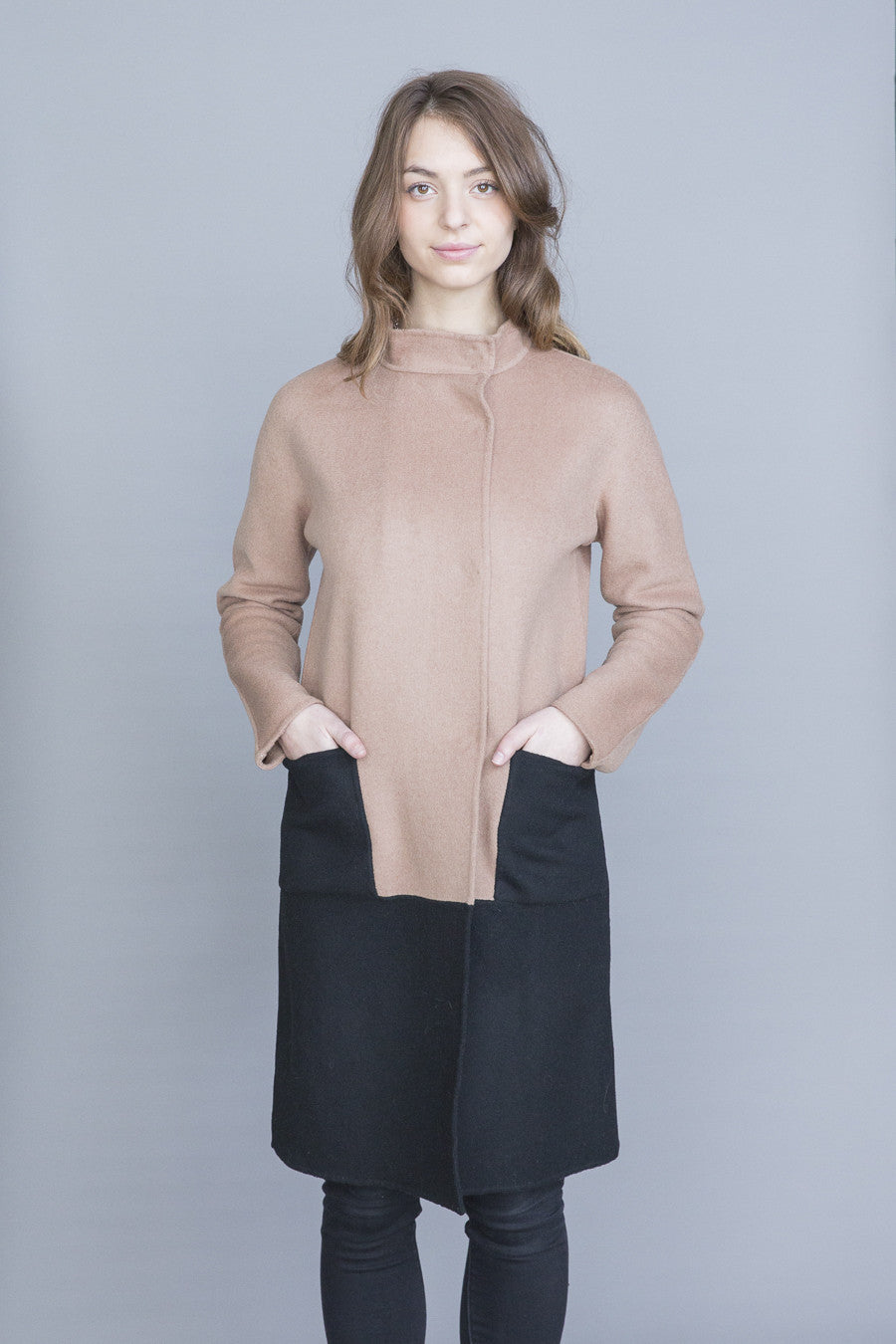 Elizabeth Wool and Cashmere Jacket